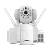 Turcom Smart Home IP Camera Kit with Motion Sensors (TS-628)