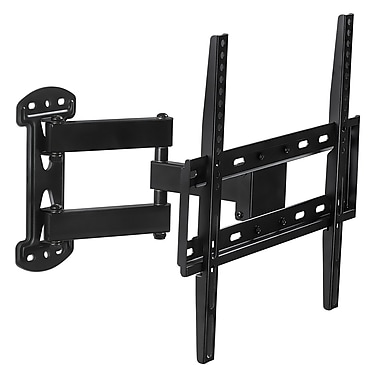 Mount-It! Full Motion TV Wall Mount Corner Bracket (MI-4471)