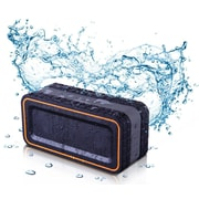 Turcom AcoustoShock 30 Watt Rugged Water Resistant Wireless Bluetooth Speaker (TS-903)