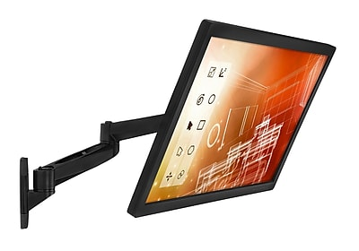Mount-It! Full Motion Monitor Wall Mount for 13