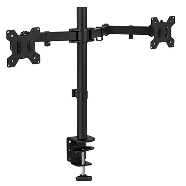 Mount It Dual Monitor Desk Stand With Articulating Arms For 13