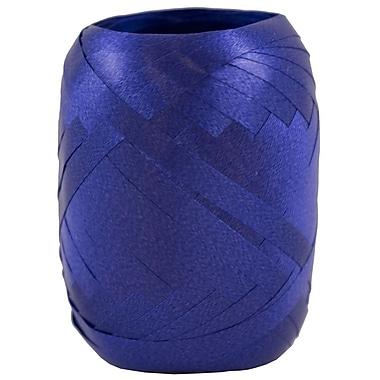 JAM Paper® Curling Ribbon, 66ft, Dark Blue, 12/pack (40329796b)