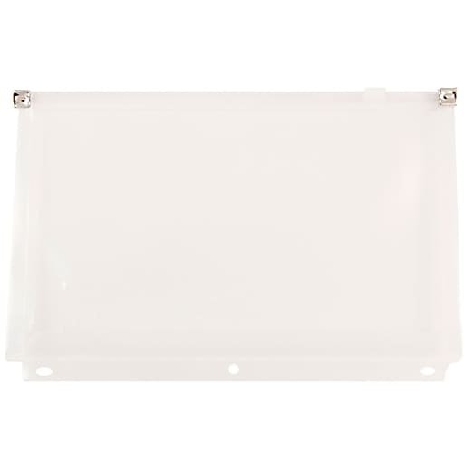 Shop Staples For JAM Paper® Plastic 3 Hole Punch Binder
