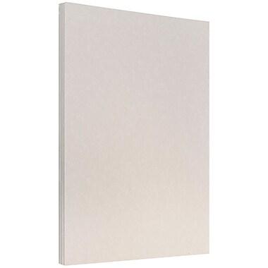 JAM Paper® Parchment Legal Paper, 8.5 x 14, 24lb Pewter, 500/ream (17132143b)