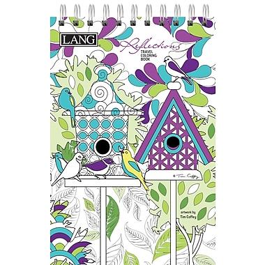 LANG Reflections Travel Coloring Book (1024105)