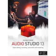 MAGIX SOUND FORGE Audio Studio 13 for Windows (1 User) [Download]