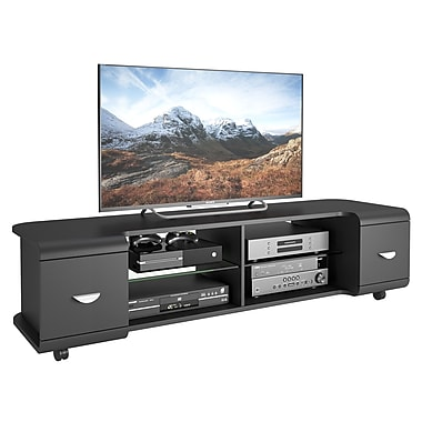 CorLiving Panorama TV Stand for up to 73