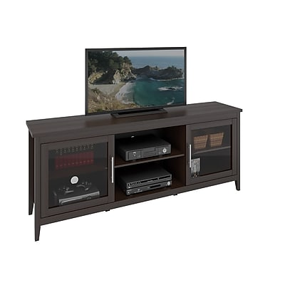 CorLiving Jackson Extra Wide TV Bench for up to 80