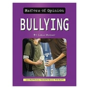 Matters of Opinion, Bullying by Carla Mooney, Printed (9781603578578)