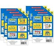 Scholastic Kindness Postcards, 36 Per Pack, 6 Packs (SC-823644BN)