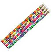 Musgrave Peace Motivational Pencils, Pack of 144 (MUS2496G)