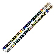 Musgrave Star Student Motivational Pencils, Pack of 144 (MUS1378G)