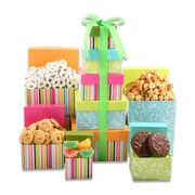 Alder Creek Spring Time Decadence Tower, Assorted Candy (FG09045)