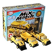 Popular Playthings Magnetic Mix or Match® Construction Vehicles (PPY60315)