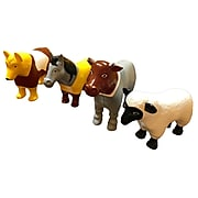 Popular Playthings Magnetic Mix or Match Farm Animals (PPY62001)