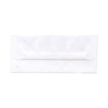 JAM Paper® Money Envelopes, 3 x 6 11/16, White, 250/box (216313691i)