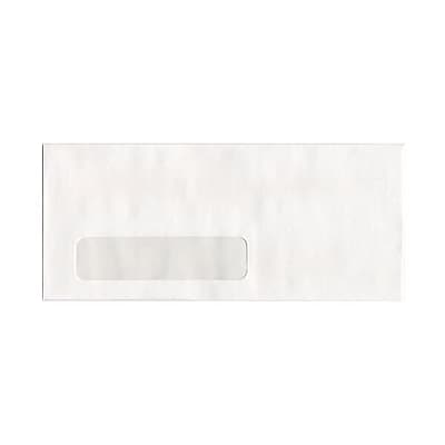 JAM Paper #10 Window Business Envelopes, 4.125