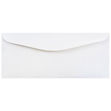 JAM Paper® #12 Business Commercial Envelopes, 4.75 x 11, White, 250/box (45195c)