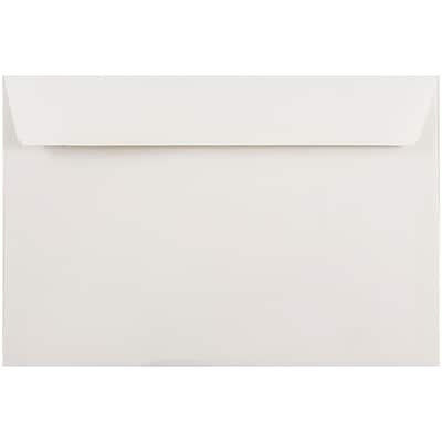 JAM Paper® 6 x 9 Booklet Envelopes, White, 500/box (4238c)