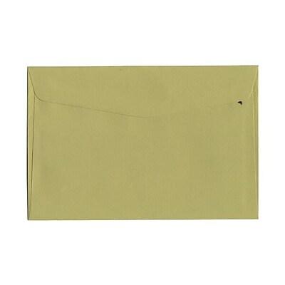 JAM Paper® 6 x 9 Booklet Envelopes, Chartreuse Green, 1000/carton (21512978b)