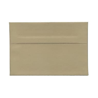 JAM Paper® A6 Invitation Envelopes, 4.75 x 6.5, Tan Brown, 250/box (125423542)