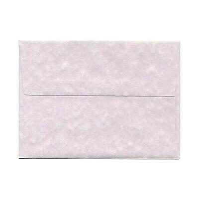 JAM Paper® A6 Invitation Envelopes, 4.75 x 6.5, Orchid Parchment, 25/pack (86348)