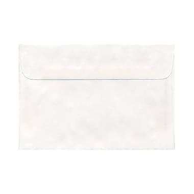 JAM Paper® A8 Invitation Envelopes, 5.5 x 8.125, White with Short Flap, 250/box (MOMV751h250)