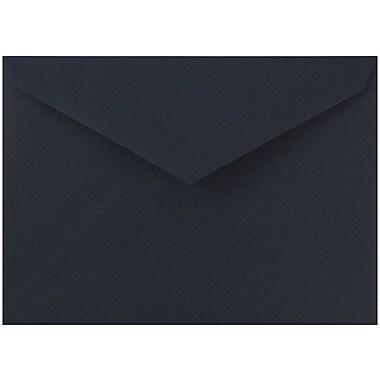 JAM Paper® 8bar V-Flap Envelope, 5 3/4 x 8, Cobalt Blue, 50/pack (526PKCE140)