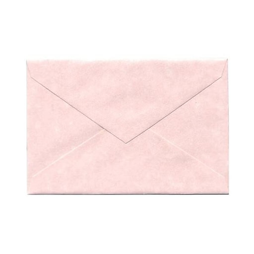 JAM Paper® 3 x 4.5 V-Flap Envelopes, Pink Parchment, 1000/carton (31715410)