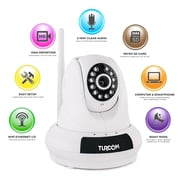 Turcom IP Camera Wifi Wireless Security Camera (TS-621)