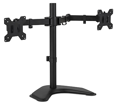 Mount-It! Dual Monitor Desk Stand LCD Mount (MI-2781)