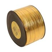 JAM Paper® Curling Ribbon, 90 yard spool, Gold, 12/pack (510716096b)