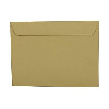 JAM Paper® 9 x 12 Booklet Envelopes, Chartreuse Green, 1000/carton (21516021b)