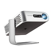 ViewSonic Portable M1 DLP LCD Projector, Silver