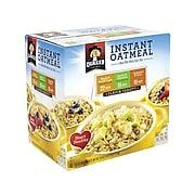 Quaker Oatmeal, Variety, 1.51 Oz., 52/Box (220-00482)