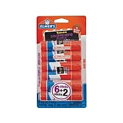 Elmer's School Permanent Glue Sticks, 0.21 Oz., 8/Pack (E1591/E1560)