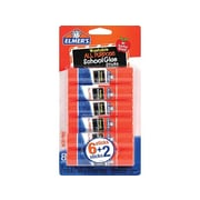Elmer's All Purpose School Permanent Glue Sticks, 0.21 Oz., 8/Pack (E5003/E5004)