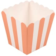 JAM Paper® Popcorn Boxes, Orange, 10/pack (347027073)