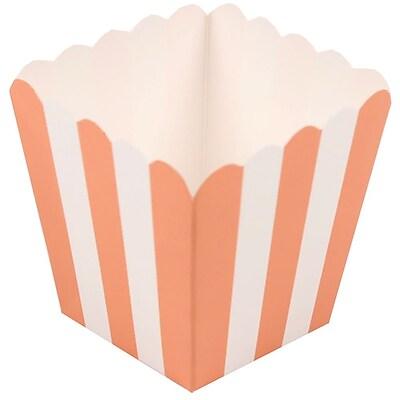 JAM Paper® Popcorn Boxes, Orange, 10/pack (347027073)