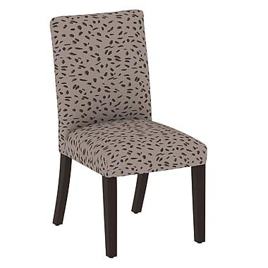 Skyline Furniture Mfg Chair in Neo Leo Taupe (63-6 NLTPOGA)