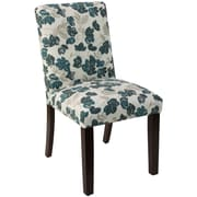 Skyline Furniture Mfg Chair in Bloom Turquoise (63-6BLMTRQOGA)