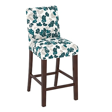 Skyline Furniture Chair in Bloom Turquoise (63-8BLMTRQOGA)
