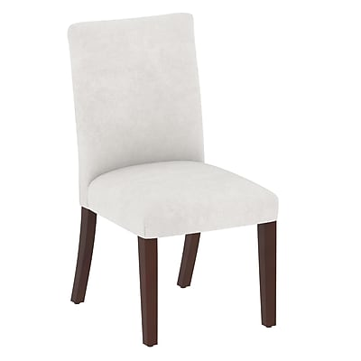 Skyline Furniture Mfg Chair in Premier White (63-6PRMWHT)