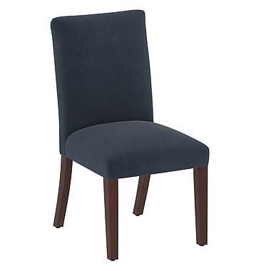 Skyline Furniture Mfg Chair in Premier Navy (63-6PRMNV)