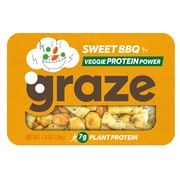 Graze Snack Mix, Sweet BBQ, 1.3 Oz., 6/Box (NDD10125)