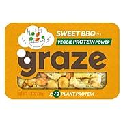 Graze Snack Mix,Sweet BBQ, 1.3 Oz., 6/Box (NDD10125)
