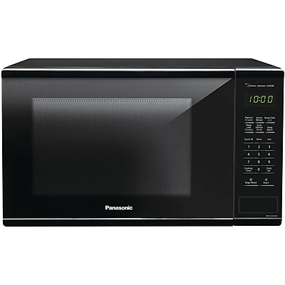 Panasonic Nn-su656b 1.3 Cubic-ft, 1,100-watt Microwave, Black