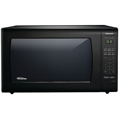 Panasonic Nn-sn936b 2.2 Cubic-ft, 1,250-watt Microwave (black)
