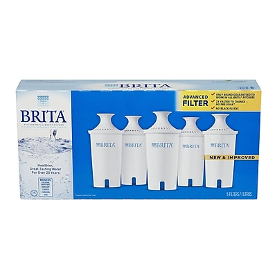 Brita Pitcher Filter, 5 Pack (35516)