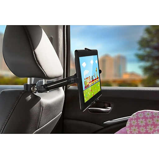 "Mount-It! Tablet Car Headrest Mount for iPad 2, 3, iPad Air, iPad Air 2, and 7""-11"" Tablets (MI-7311)"